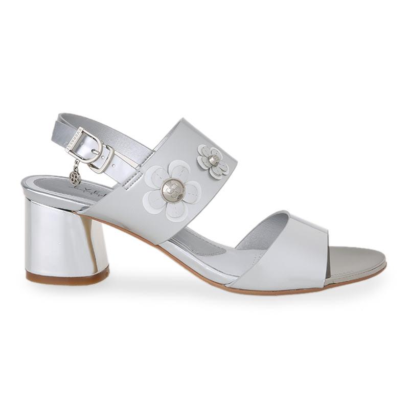 Everbest Sandal Hak Tinggi Chrysanta Silver
