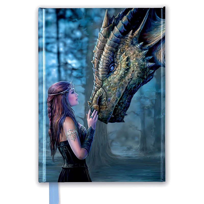 Anne Stokes Notebook