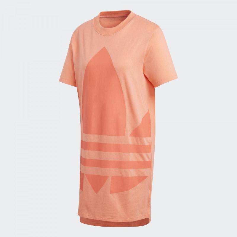 Adidas Logo Tee Dress FR7172