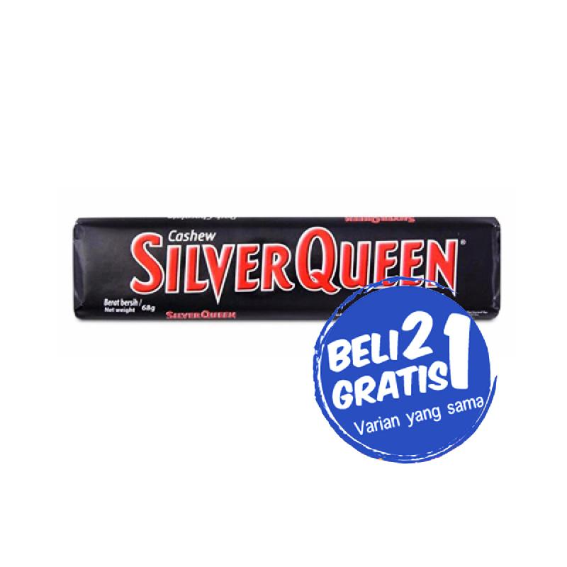 Silver Queen Dark 65 G (Buy 2 Get 1)