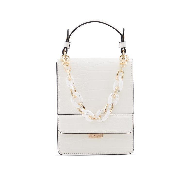 Aldo Ladies Cross Body Bags UNALITH-100-100 White