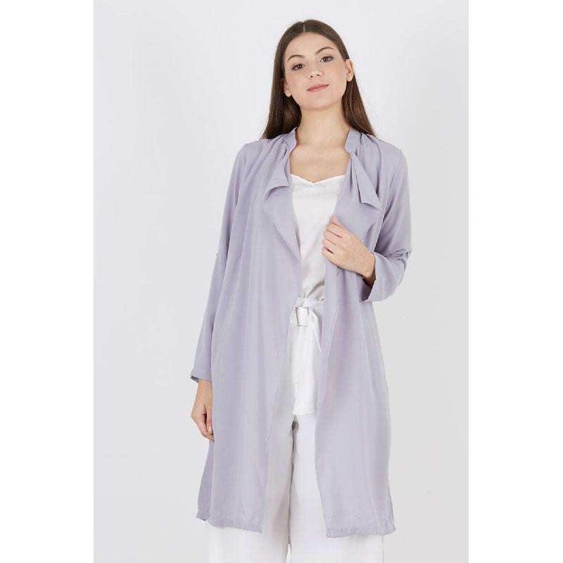 Reva Coat Grey