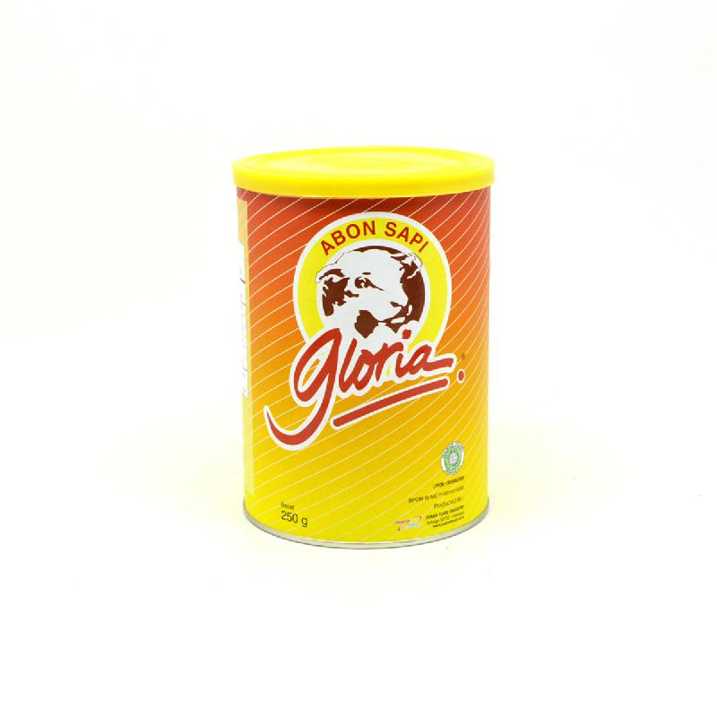 Gloria Abon Sapi Manis 250 Gram