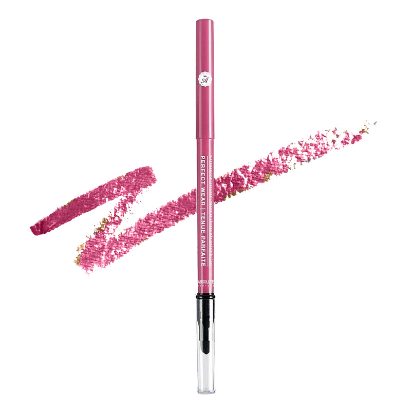 Absolute New York Waterproof Lip Liner Perfect Wear Pink Lemonade