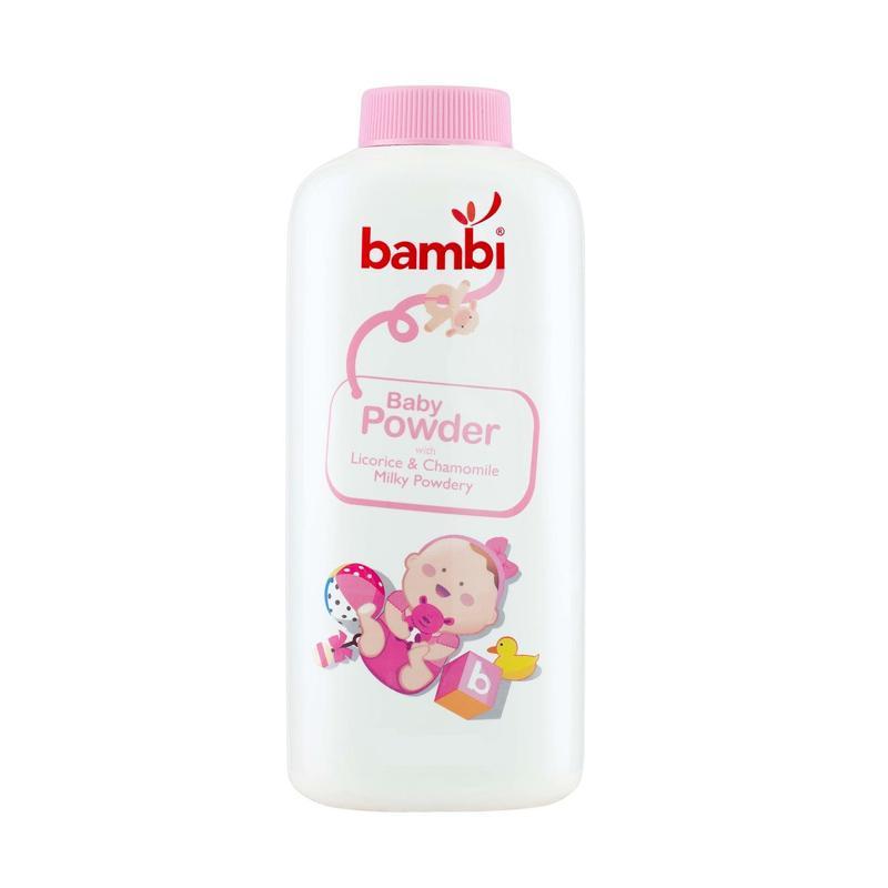 Bambi Baby Powder - Pink [100 gr]