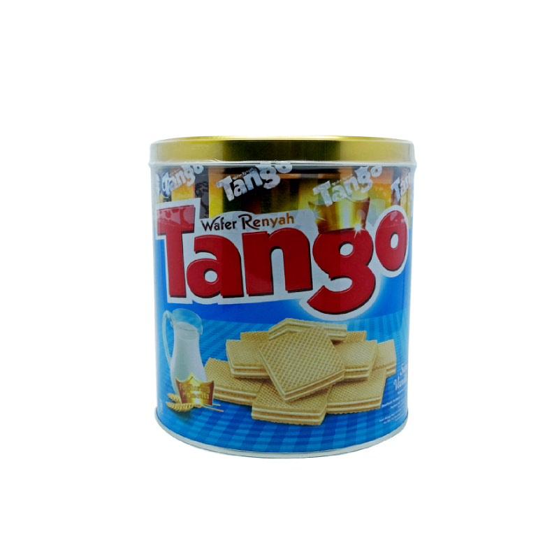 Tango Wafer Vanila Tin 350 Gr