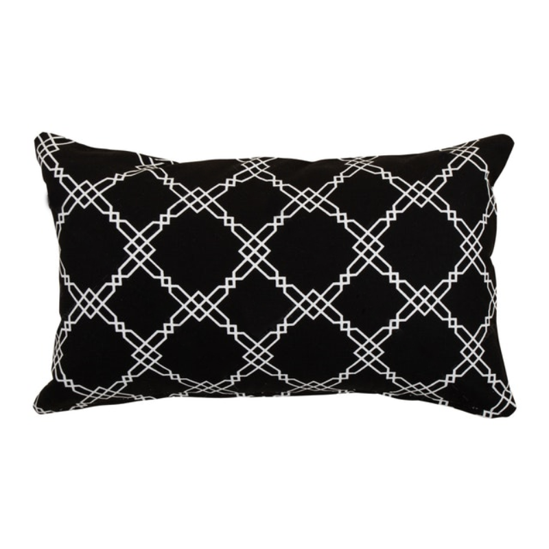Beam and Co Cushion Cover 50x30cm Cover Marie Black