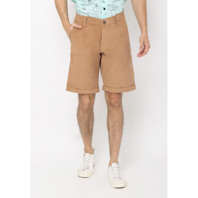 17seven Short Pants Corbro Brown