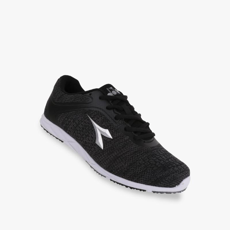 Diadora Liberta Men Walking Shoes Black