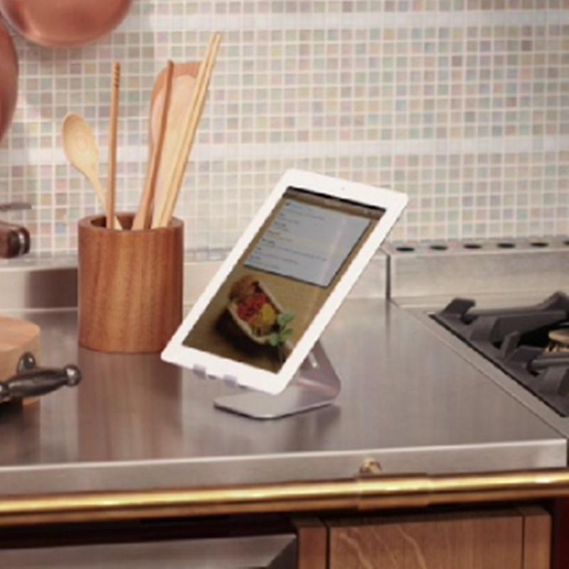 Elago P2 Tablet Cradle Stand - Silver
