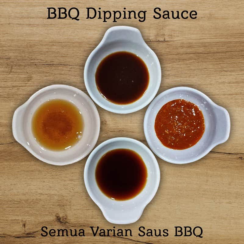 Samwon Paket 4 Pack Saus (All Variant)