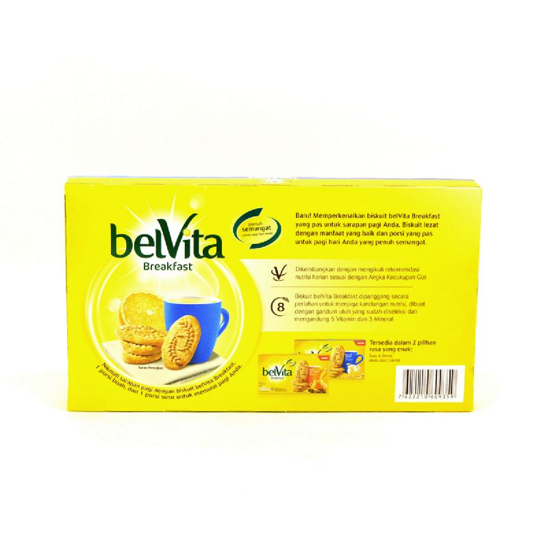 Belvita Milk And Cereal 80G [4x20G]