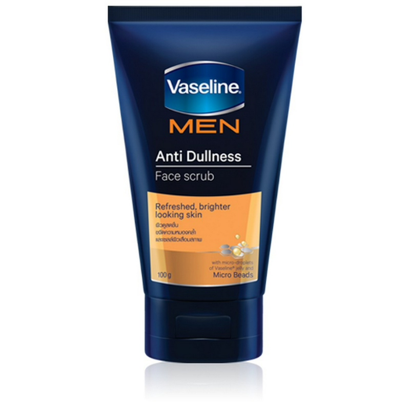 VaselineMen FacialScrub Anti Dullness 100 g