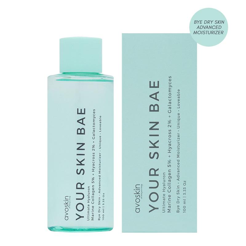 Avoskin Your Skin Bae Series Toner Ultimate Hyaluron Marine Collagen 5% + Hyacross 2% + Galactomyces