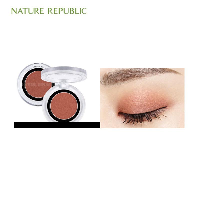 Nature Republic By Flower Eyeshadow (Matte) - 31 Dancing Burgundy