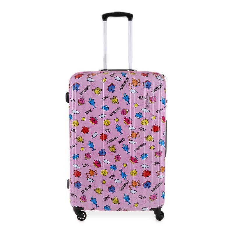 American Tourister MMLM Spinner 76-28 Tsa Spinney AT3090027 Pink