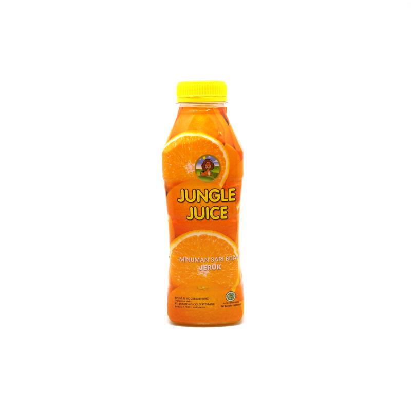 Jungle Juice Orange 500 Ml