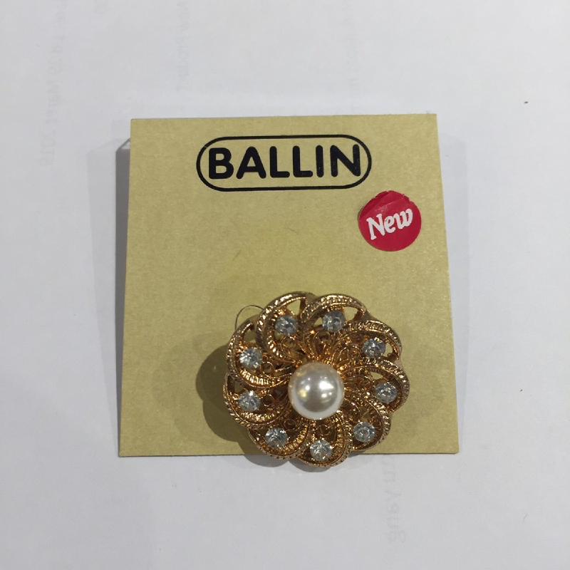 Ballin Women Brooch XP-BR122 Gold