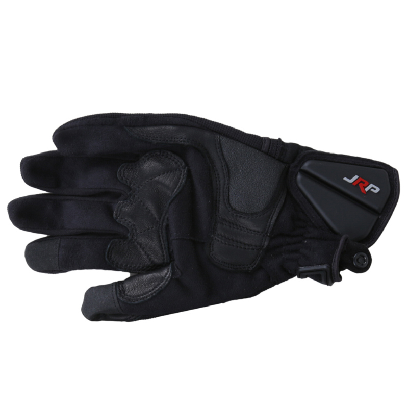 EIGER Riding Knuckl Full JRP Gloves - Black