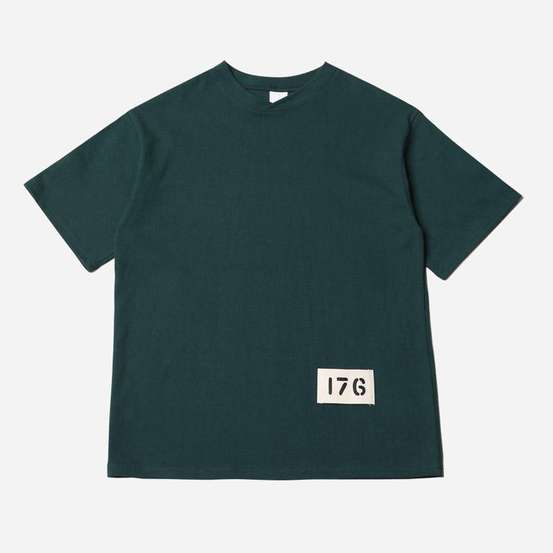 [BL0479]176Point Short Sleeve - Green