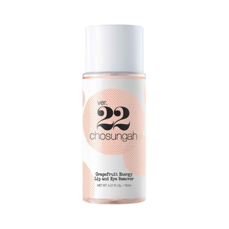 16brand Sixteen Grapefuit Energy Lip and Eye Remover 150ml