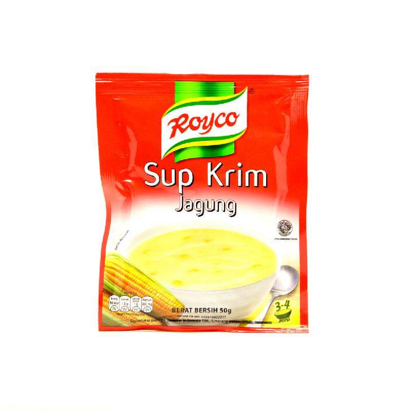 Royco Cream Of Corn 50 Gram