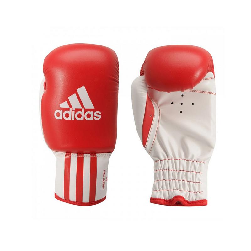 Adidas Combat Boxing Kid Glove - Red