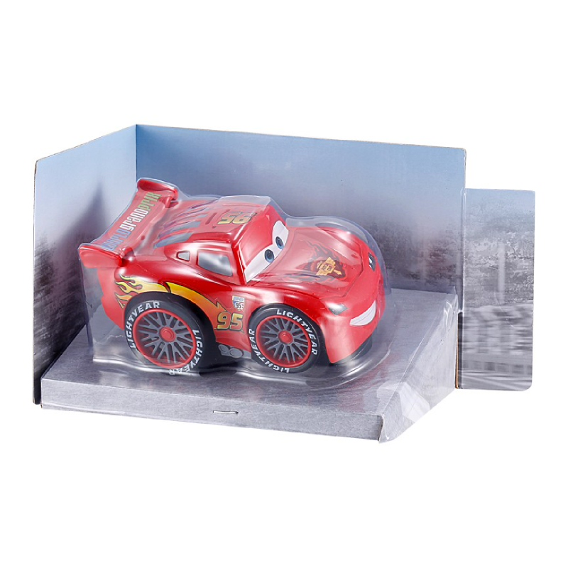 Cars Lightning Mcqueen Hit And Bounce