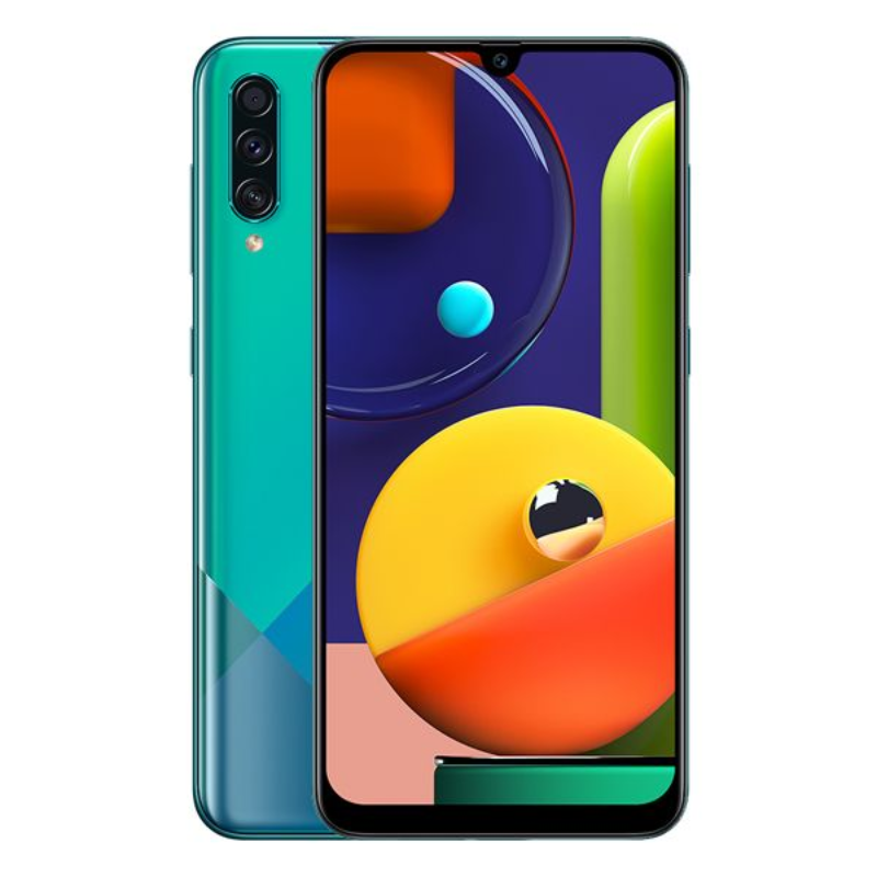 Samsung A50S (4-64GB) Prism Crush Green
