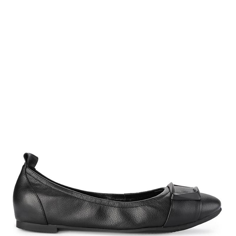 Andrew Ladies Ysbel Flats Black