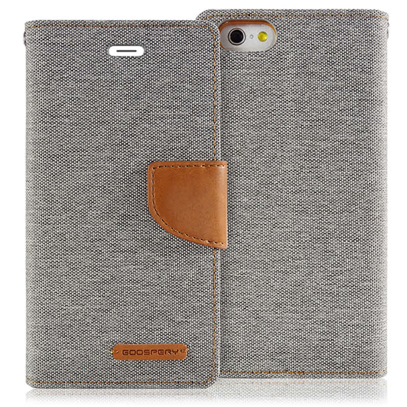Goospery Canvas Diary for iPhone 6 - Abu Abu