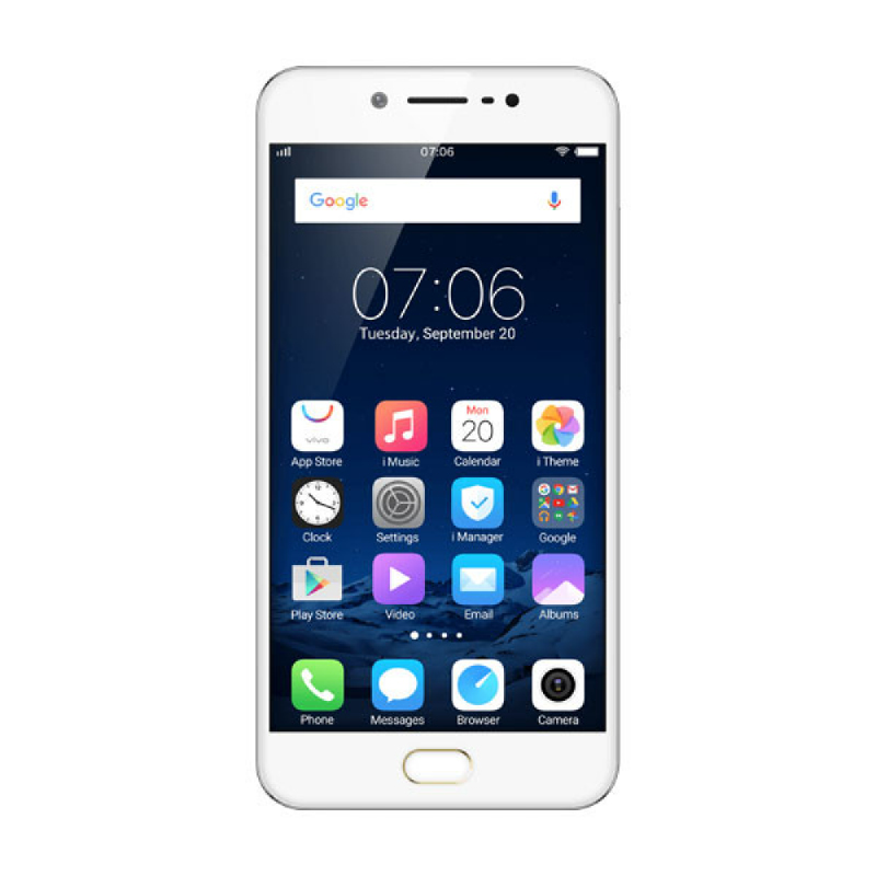 Vivo V5s Smartphone - Rose Gold [4GB,64GB]