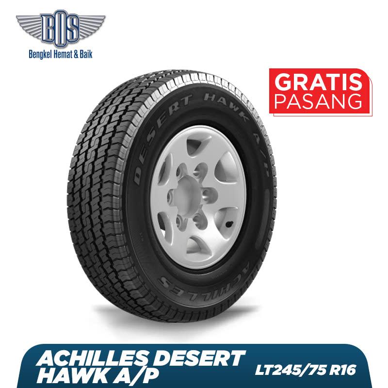 Achilles Ban Mobil Desert Hawk A-P - LT245-75 R16 120-116R 10PR - GRATIS JASA PASANG DAN BALANCING