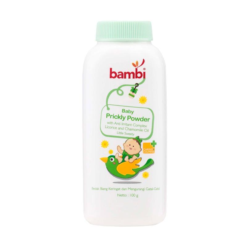 Bambi Baby Prickly Powder [100 gr]