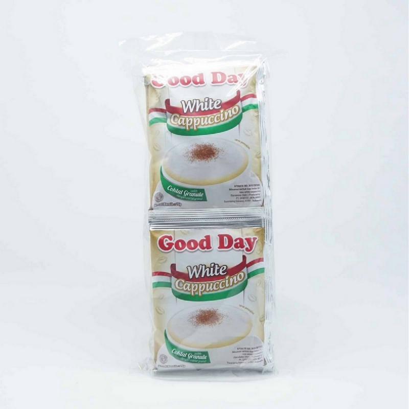 Good Day White Cappucinno Sch 10X25Gr