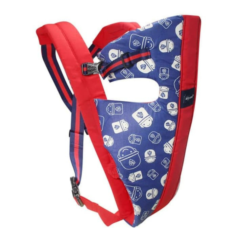 Baby Scots  baby carrier print character BSG1301 Navy