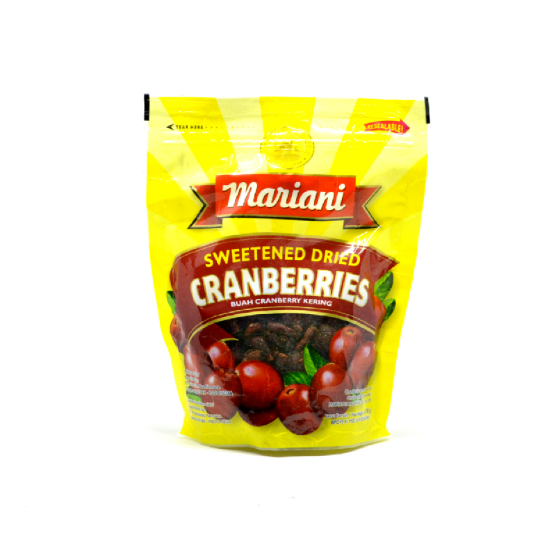 Mariani Dried Cranberry 170 G