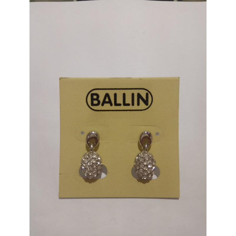 Ballin Women Earing YZ-E8902S Silver