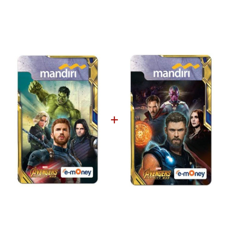 Avengers - Captain America + Thor