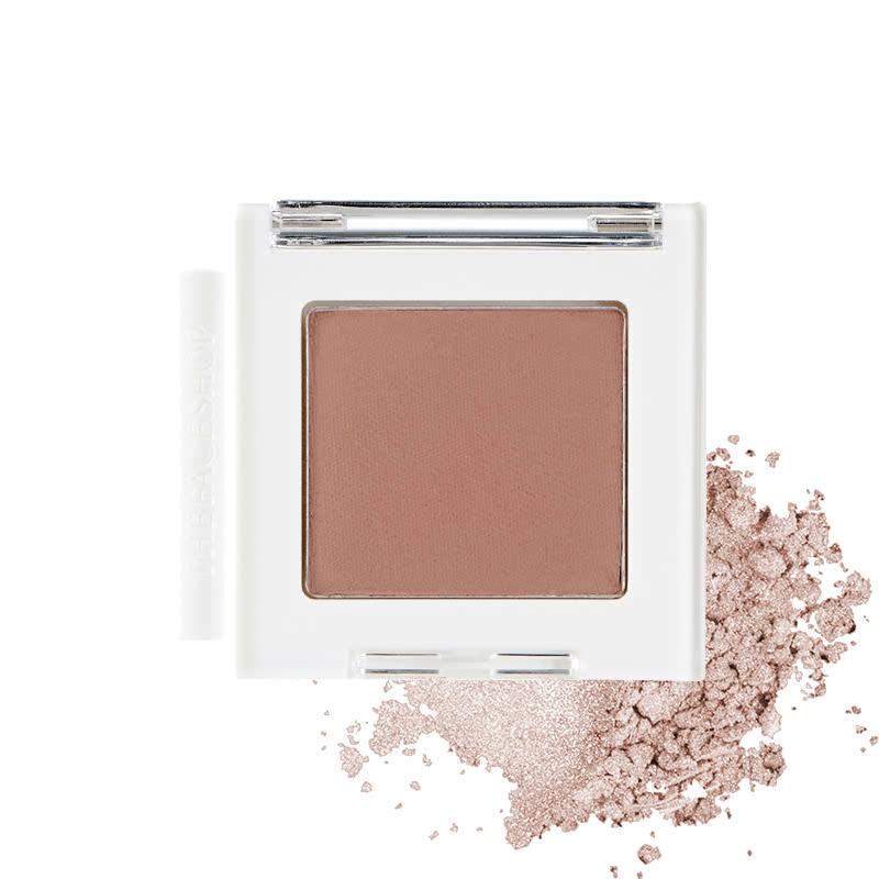 The Face Shop Mono Cube Eyeshadow (Matte) PK01 Vintage Rose