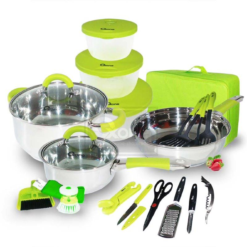 Travel Cookware Set