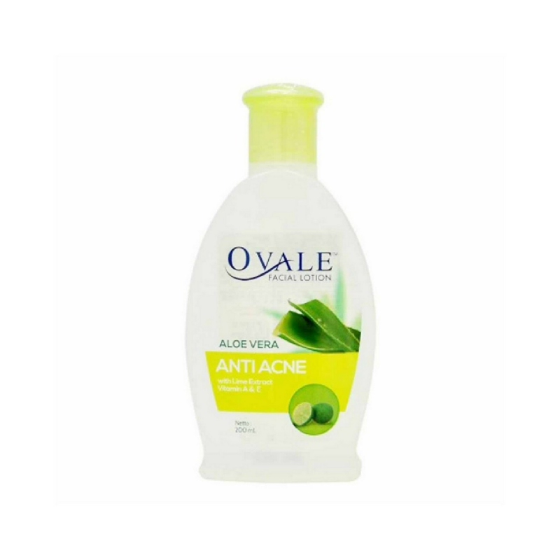 Ovale Facial Lotion Anti Acne 200 Ml