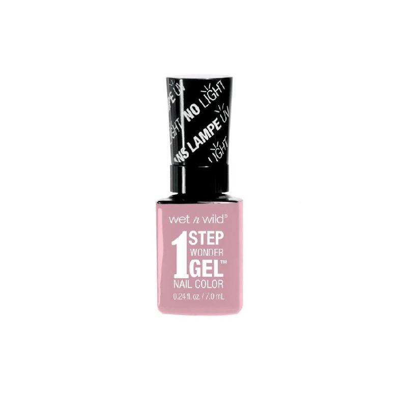1 Step Wonder Gel Nail Color Pinky Swear
