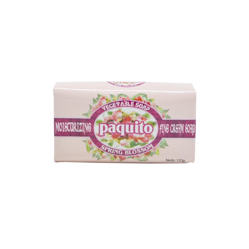 Paquito Soap Vegetable Spring Blossom 120G