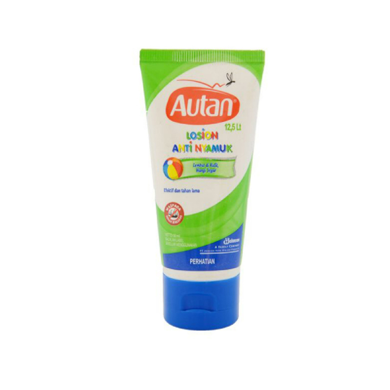 Autan Junior Tube 50Ml