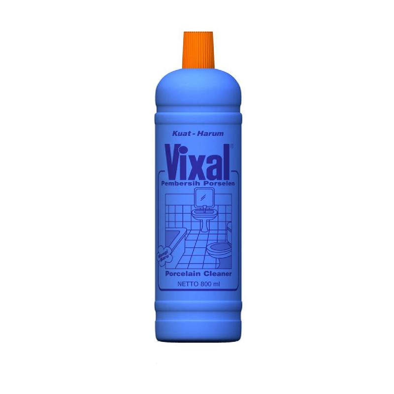 Vixal Pembersih Porselen Biru 800Ml