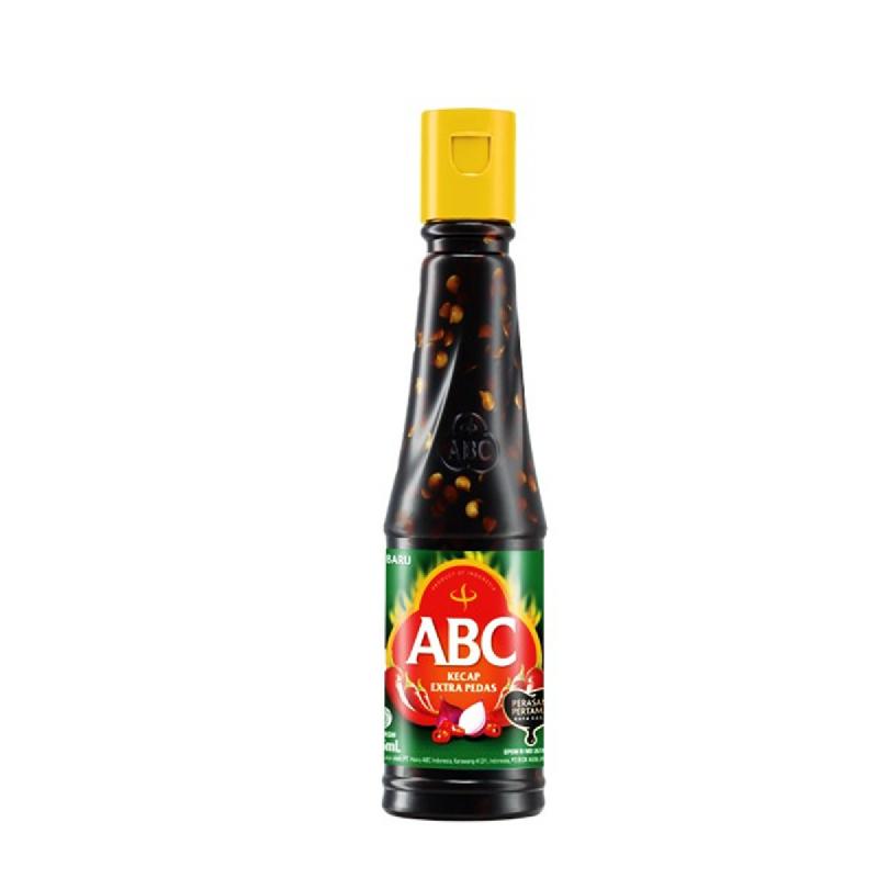 Abc Kecap Extra Hot 135G