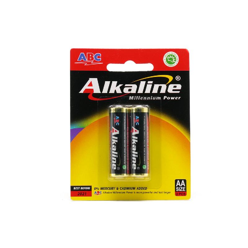 Abc Baterai Alkaline Lr-06 Mp 2B