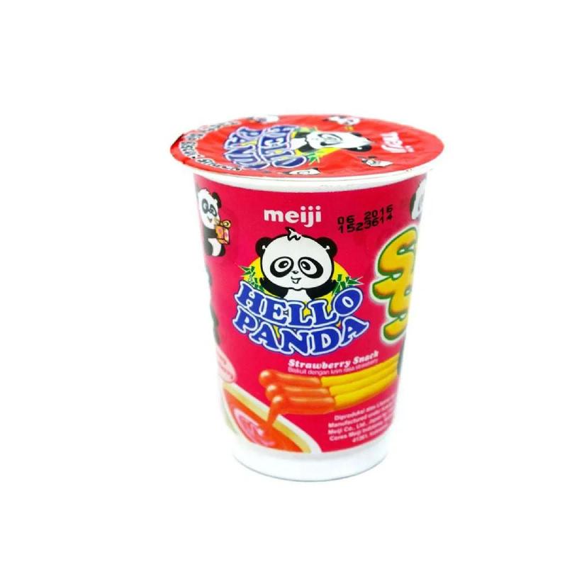 Meiji Hello Panda Dip Dip Chocolate 20 Gr