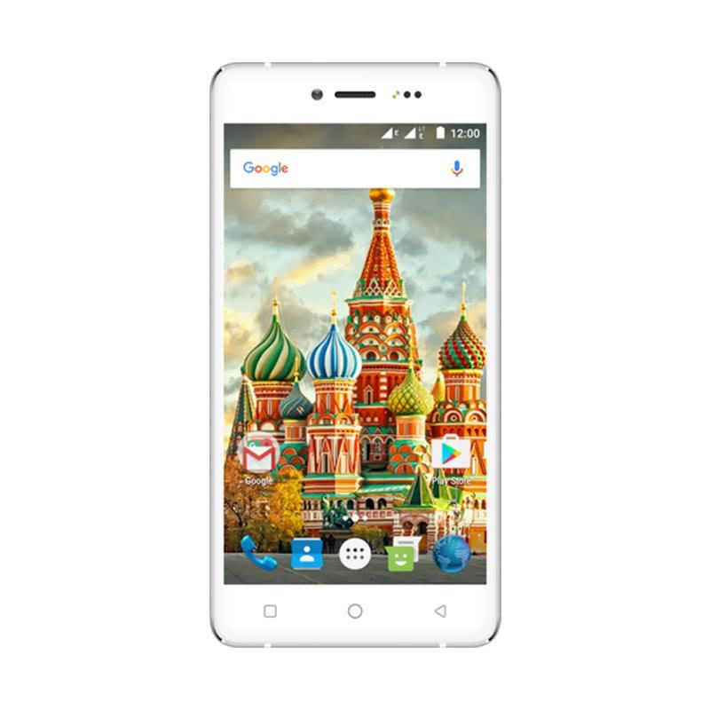 Winner A75 Max Y Silver Smartphone - Putih [8 GB, 1 GB]